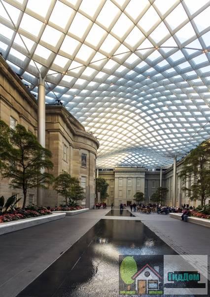 Национальная портретная галерея (National Portrait Gallery)