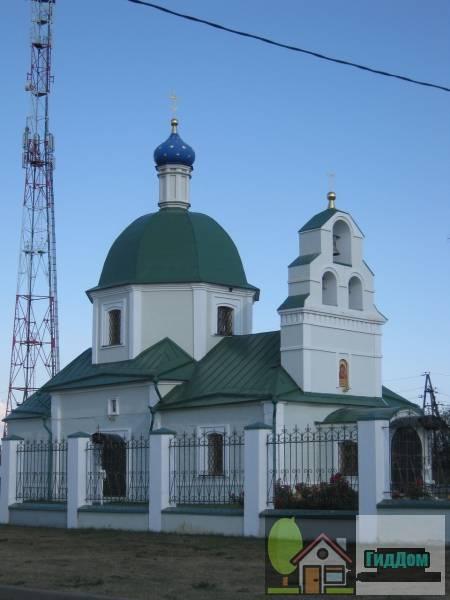 Храм Казанской иконы Божией Матери в Богдановке Файл загружен из открытых источников.