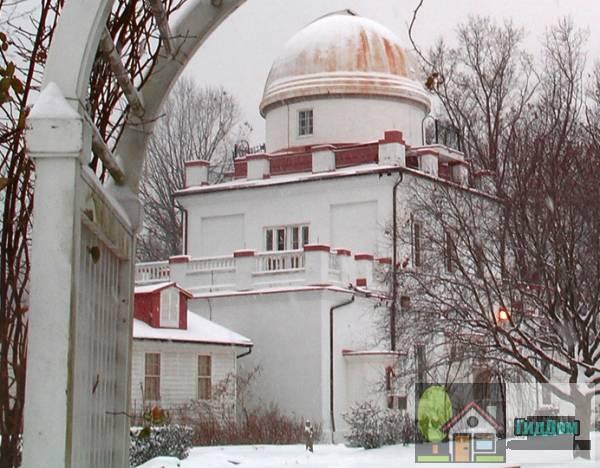 Джорджтаунская университетская астрономическая обсерватория (Georgetown University Astronomical Observatory)