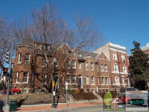 Университет имени Джорджа Вашингтона-исторический район Старый Вест-энд (George Washington University-Old West End Historic District)