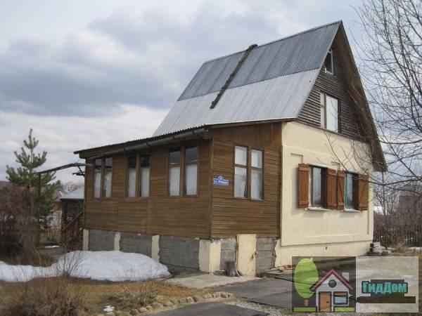 Жилой дом в селе Большое Карасёво Файл загружен из открытых источников.
