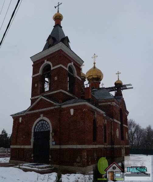 Церковь Феодора Стратилата в Колычёве Файл загружен из открытых источников.