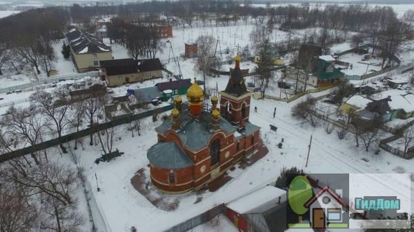 Церковь Феодора Стратилата в Колычёве