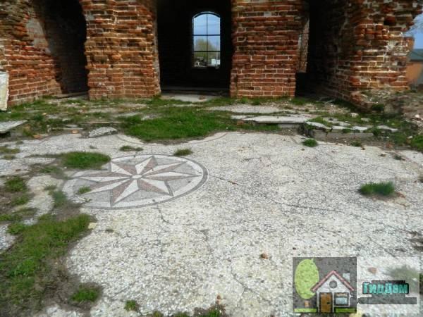 Руины церкви Воскресения Словущего в Васильево Файл загружен из открытых источников.