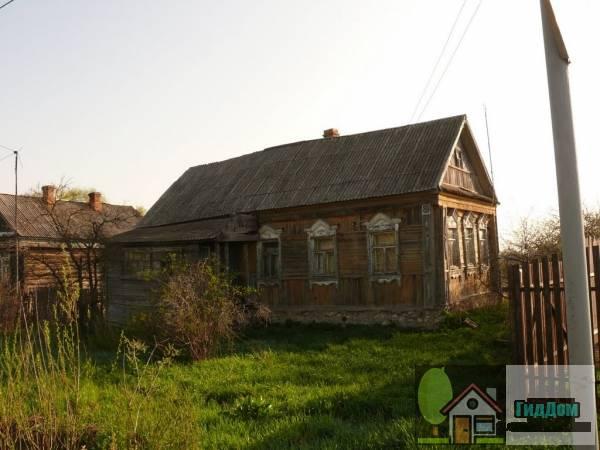 Жилой дом в селе Городец Коломенского района Файл загружен из открытых источников.
