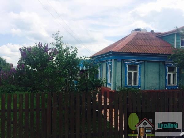 Жилой дом в деревне Городище-Юшково Коломенского района Файл загружен из открытых источников.