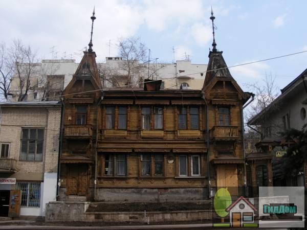 Дом Поплевского