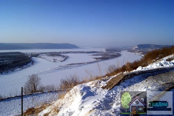 Сокольи горы и берег между Студеным и Коптевым оврагом