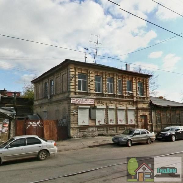 Здание, в котором находилась редакция легальной большевистской газеты