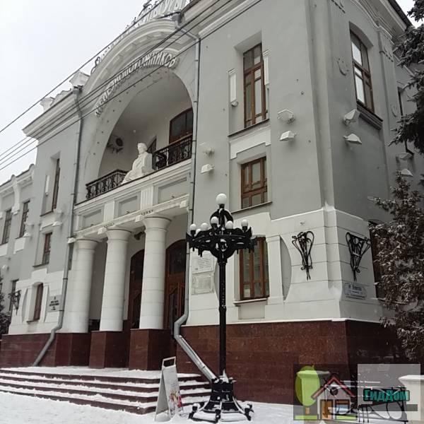 Пушкинский народный дом - центр революционного движения в Самаре