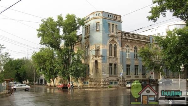 Здание, в котором находился штаб 24-й Самаро-Симбирской железной дивизии