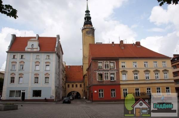 Старый город (Stare Miasto)