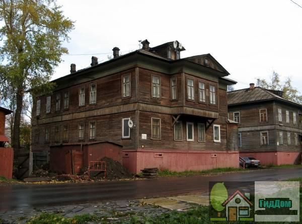 Дом Шарина  (Гендриксена). Загружен из открытых источников.