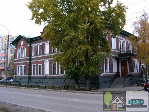 Здание Андреевской богадельни. Загружен из открытых источников.