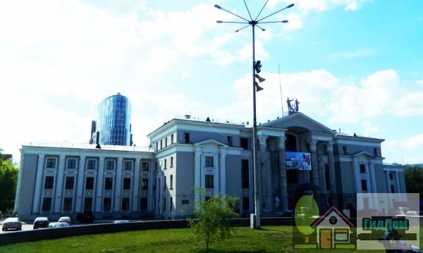 Дворец культуры им. А.Г.Солдатова Файл загружен из открытых источников.