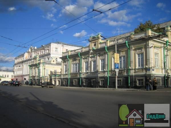 Особняк купца Протопопова («Центральные номера», Дом Вердеревского)