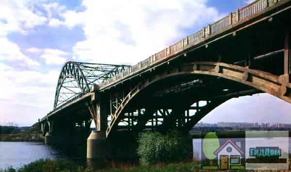 Первый Бесединский мост
