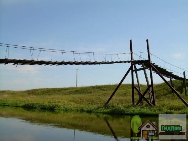 Игумновский подвесной мост