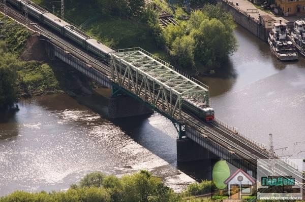 Белорусский (Филёвский) железнодорожный мост
