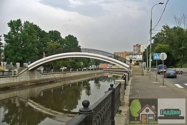 Салтыковский мост (пешеходный)