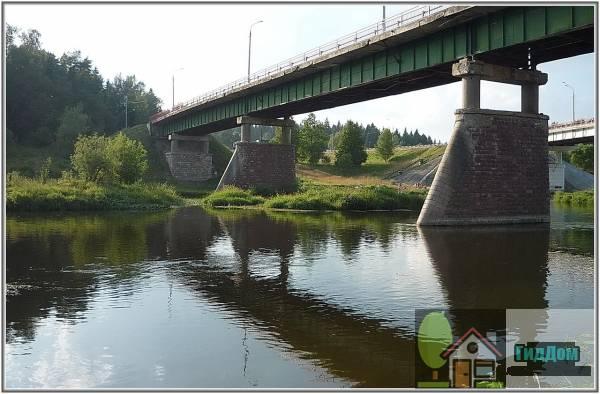 Старорузские мосты