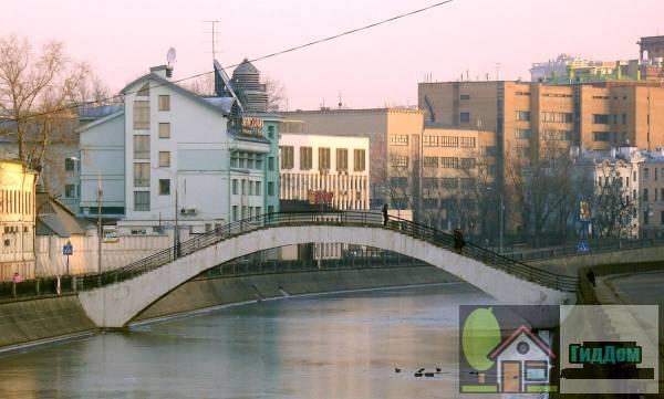 Садовнический мост (пешеходный)
