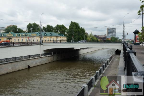 Астаховский (Яузский) мост