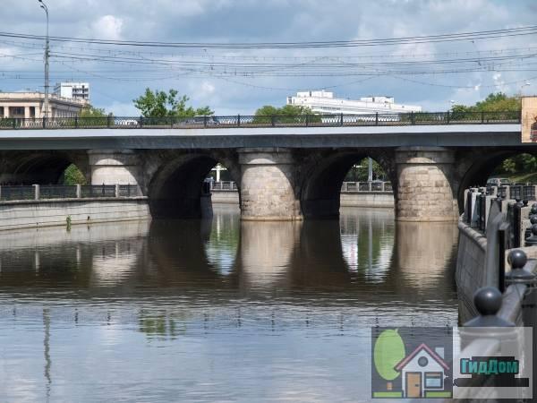 Лефортовский (Дворцовый) мост