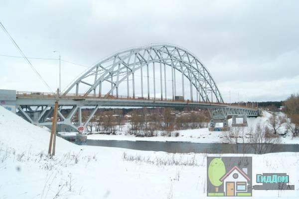 Старый воскресенский мост