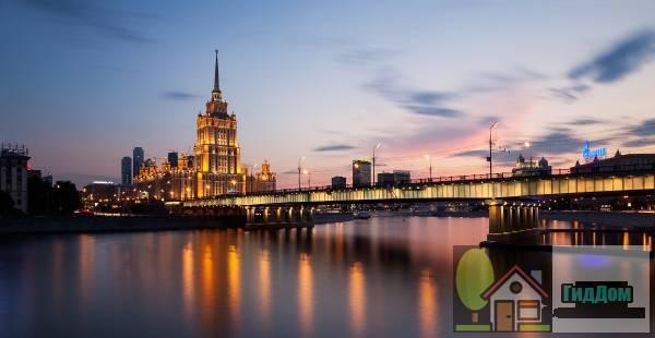 Новоарбатский (Калининский) мост