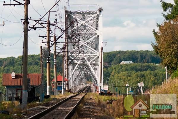 Костромской железнодорожный мост