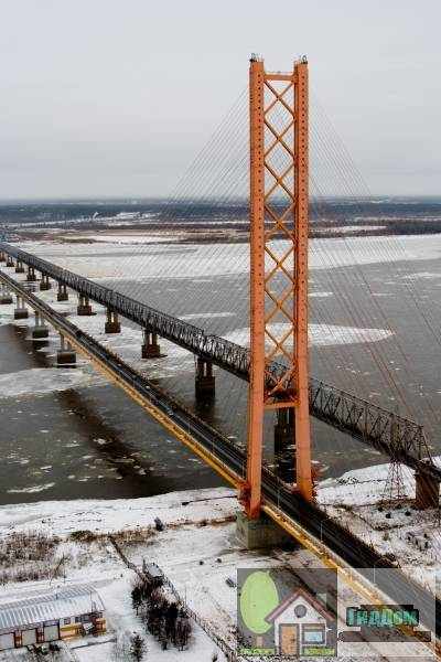Югорский автомобильный мост