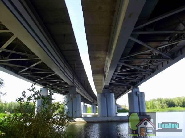 Саратовский новый мост