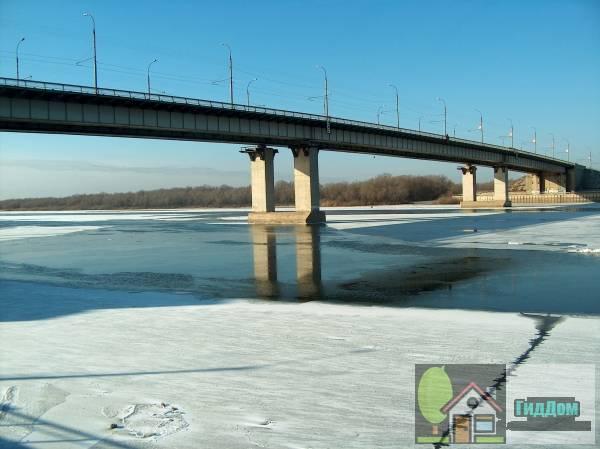 Астраханский новый мост