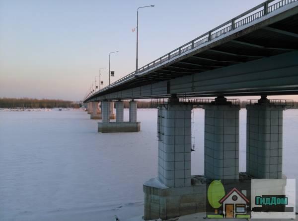 Барнаульский новый мост