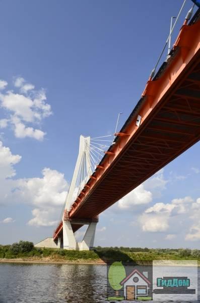 Муромский мост Файл загружен из открытых источников.