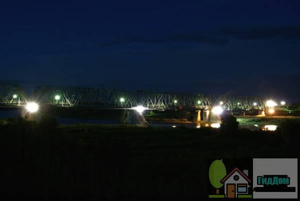 Каширский железнодорожный мост Файл загружен из открытых источников.