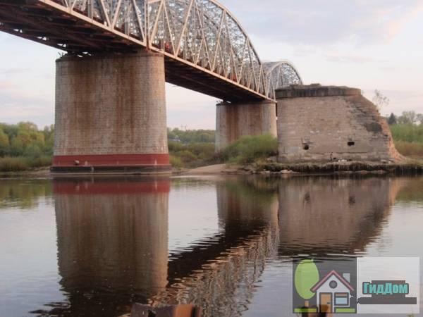Серпуховской железнодорожный мост