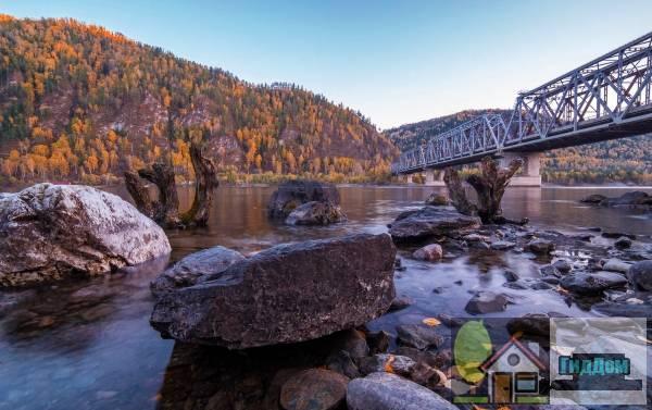 Мост в Черёмушках