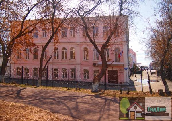 Здание, в котором в 1917 г. заседал первый Совет рабочих депутатов Файл загружен из открытых источников.