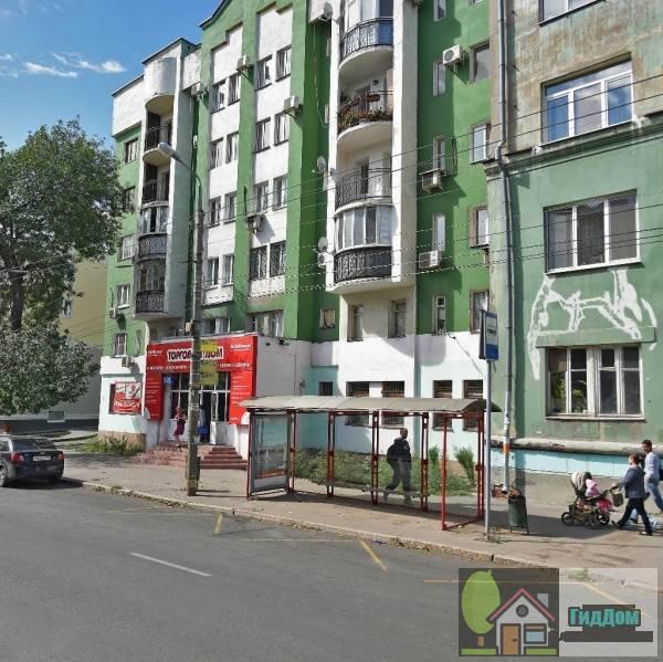 Дом, в котором жил государственный и партийный деятель Н.А. Семашко