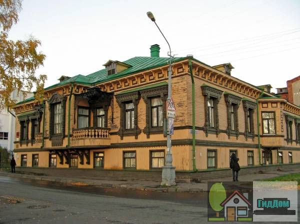 Особняк Суркова. Загружен из открытых источников.