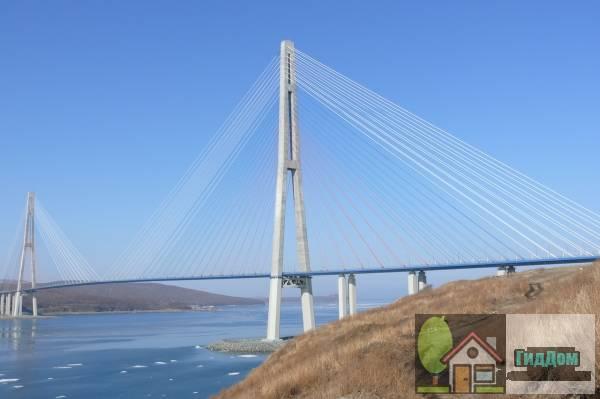 Мост на Русский остров