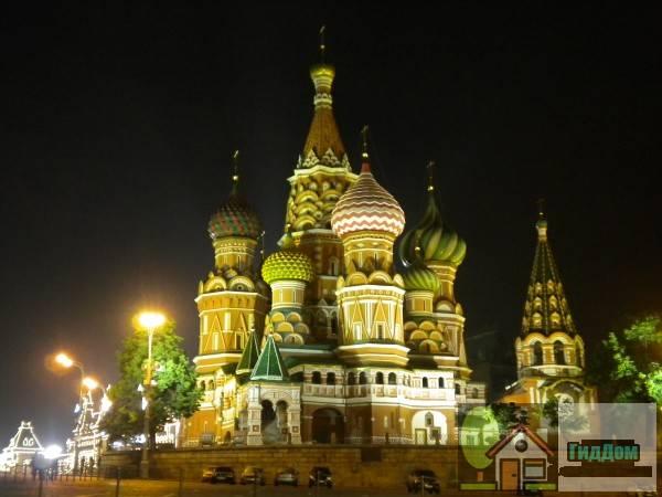 Собор Василия Блаженного (Покровский собор)