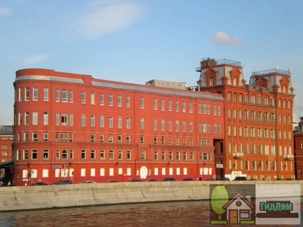 Берсенёвская набережная, дом №8-6 строение 1