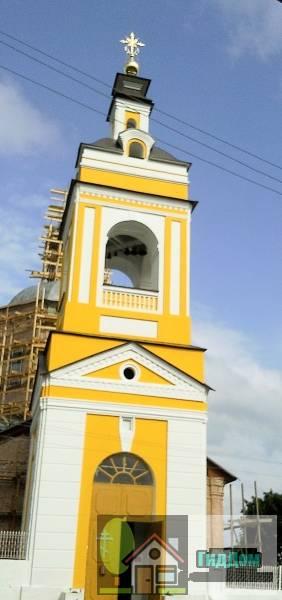 Горно-Никольская церковь