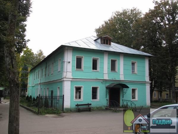 Гостиничный комплекс Саввино-Сторожевского монастыря