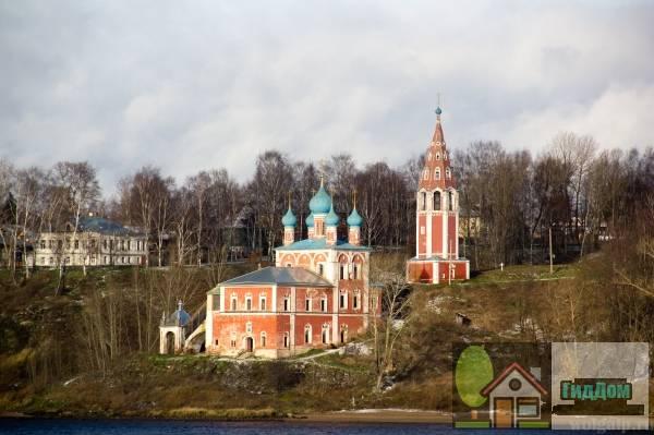 Церковь Казанская. Загружен из открытых источников.