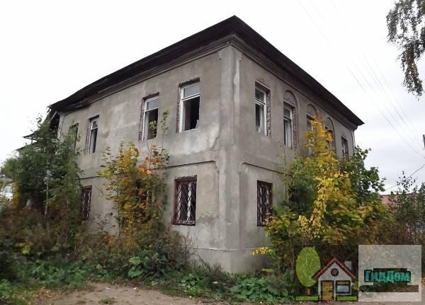 Дом Полетаева