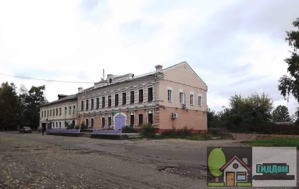 Дом Николаевых (трактир). Загружен из открытых источников.